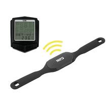 Velocímetro Inalámbrico Monitor Pulso Accesorios Bicicleta
