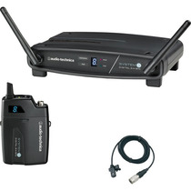 Sistema Inal. Digital Audio-technica Atw-1101-l Solapa