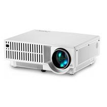 Proyector Led Profesional 3200 Lumens Hd Full Tv Turner 3d