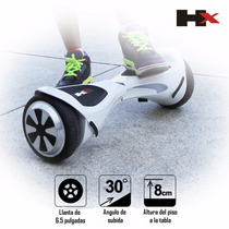 Hx Smart Scooter Bluetooth - Samsung Patineta Electricab