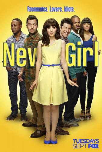 New Girl Serie Completa