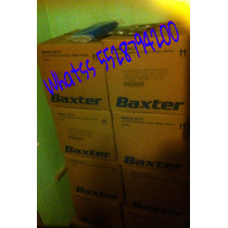 Diálisis Peritoneal Baxter Sistema Manual Verdes Y Amarillas