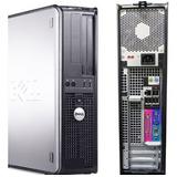 Cpu Pc Dell Hp Core 2 Duo 4gb Ddr3 Ram 160gb Hdd Promocion