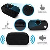 Bocina Wireless Bluetooth 4.1 Altavoz Llamadas Microfono