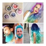 Cera De Cabello Hairstyle Silver Naked  Colores Fantasia