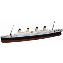 Barco Revell R.m.s. Titanic 1/570 P/ Armar Pintar / Testors