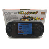 Consola Portatil Pxp 2 Retro 100 Video Juegos 8 Bits
