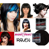 Tinte Semi Permanente Manic Panic Raven Black