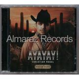 Christian Nodal Ayayay Version Deluxe Cd