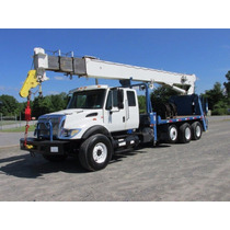 Grua Titan National 900a,26 Ton Boom Truck Crane Ano 2004