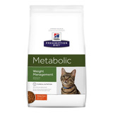 Alimento Para Gato Hill's Metabolic Prescription Diet - 8 Kg - Nuevo Original Sellado
