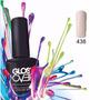 Esmalte De Gel Uñas Tipo Gelish Gloss Over Color Ivory 15ml