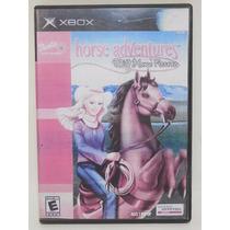 Horse Adventures Barbie Juego Xbox Disco E796