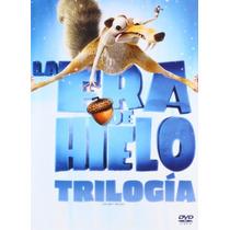 La Era De Hielo Ice Age Trilogia Peliculas 1 2 3 Boxset Dvd
