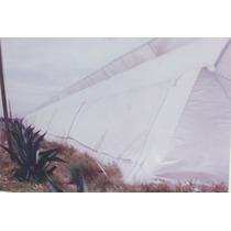 Plastico Invernadero Blanco Lechoso