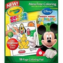 Crayola Color Wonder De Disney Para Colorear Pad