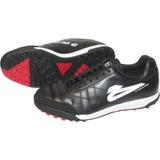 Zapatos De Futbol Rapido Olmeca Liga 8 En Piel mf Negro rojo a7767a1840061