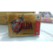 Nintendo 64 - Zelda Ocarina Of Time Collectors Edition