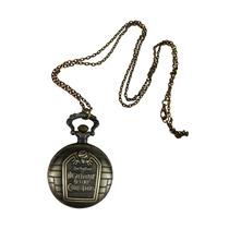 Reloj De Bolsillo El Extrañomundo De Jack Incluye Bateria
