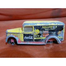 Matchbox Camión Repartidor Coca Cola Halloween