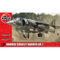 Aviones Kit Modelo - Airfix 1:72 Harrier Gr1 1967 Raf