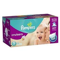 Pampers Cruisers Pañales Economía Plus Pack Tamaño 5 132 Con