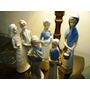 Set De 5 Figuras De Porcelana $3500, Envio Gratis