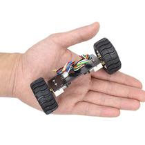 Kit De Tracción Motorreductor N20 Con Encoder Incremental
