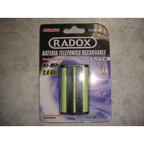 Bateria Pila Panasonic P Telefono Casa Hhr-p104