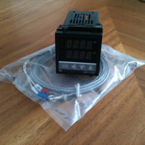 Termostato - Controlador De Temperatura Pid + Termopar K
