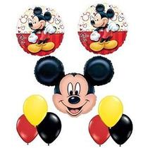 Kit Nuevo Mickey Mouse Globo Decoración