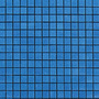 Mosaico Veneciano 2 X 2 Azul Cancun Acqua 22 Castel Sp0
