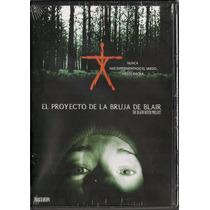 El Proyecto De La Bruja De Blair , Pelicula Dvd