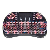 Mini Teclado Inalambrico Touchpad
