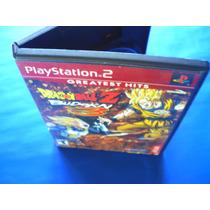 Dragon Ball Z Budokai 3 Caja Y Disco
