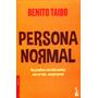 Persona Normal - Benito Taibo / Booket