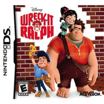 Wreck-it Ralph Para Nintendo Ds