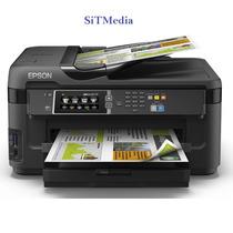 Multifuncional Epson Wf 7610 Tabloide Sistema De Tinta