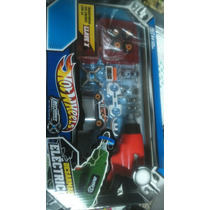 Hot Wheels Carro Modificable En 3 O Más Desarmador Eléctric