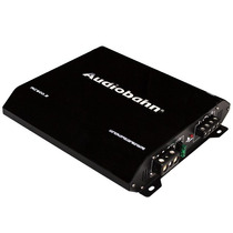 Amplificador Fuente De Poder Audiobahn 2 Canales 1500w