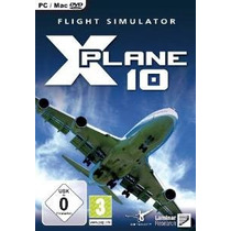 X-plane 10 Global Flight Simulator (pc Y Mac)