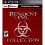 Resident Evil Saga Completa Ps3