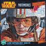 Rompecabezas Star Wars Luke Skywalker 1000 Pz Fotomosaico !