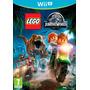 Lego Jurassic World Para Wii U Nuevo Y Sellado