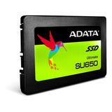 Adata Disco Duro Solido Ssd Sata Laptop Pc Su650 120gb /k