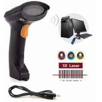 Lector Laser Inalambrico Escaner Codigo De Barras Bluetooth