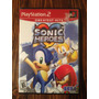 Sonic Heroes Ps2 - Incluye Envío!