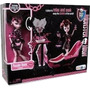 Paquete De Draculaura Con Tina, Nueva Monster High Original