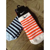 Calcetínes Marca Nike De Bebe Talla6-12 Meses