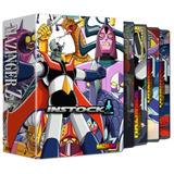 Mazinger Z Box T Completa Blurayrip Entrega Inmediata